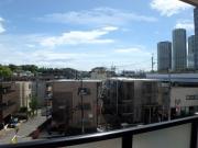 ラポール中島 401からの眺望