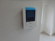 ラポール中島 401 TVモニター付インターホン