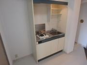 ラポール中島 401 キッチン