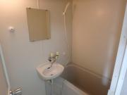 ラポール中島 402 浴室