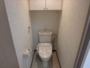ラポール中島 402 トイレ