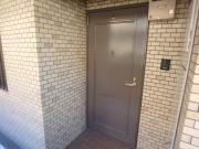 クレードル二子玉川園 203 玄関
