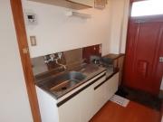 ハイム天竜 301号室 キッチン