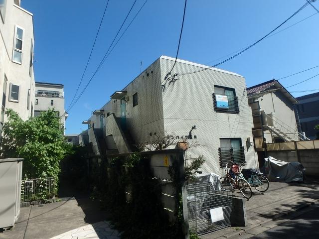 サイハイツ玉川 外観写真 二子玉川のマンション