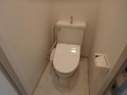 グランドール玉川203 トイレ
