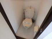 グリーンハウス 201 トイレ