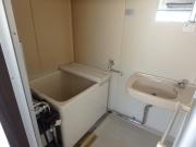 グリーンハウス 201 浴室