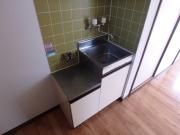 グリーン・ハウス102 キッチン