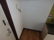グリーン・ハウス102 洗濯機置場