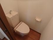 グレースランド 208号室 トイレ