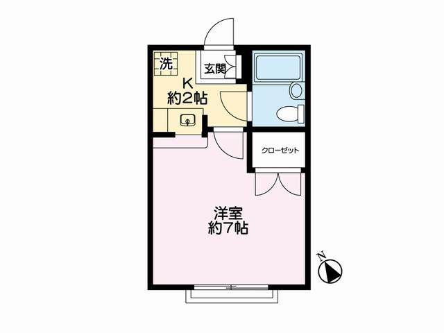コーポ岩崎 カラー 640-480