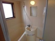 ハイムカワベ 202 浴室