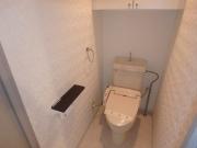 ラポール中島 302 トイレ