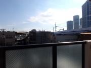 ラポール中島 305からの眺望