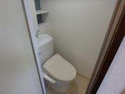ルミエールたまがわ 101 トイレ(洗浄機能付)