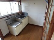 若草ハウス 201 キッチン