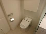 プラウドタワー二子玉川 402 トイレ