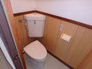 ハウス工藤302号室 トイレ