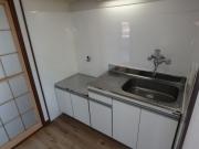ハウス工藤302号室 キッチン