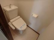 グランメール玉川201 トイレ