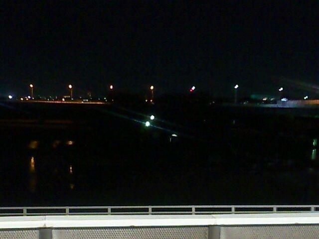 兵庫島 夜