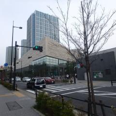 二子玉川ライズ テラスマーケット 外観写真