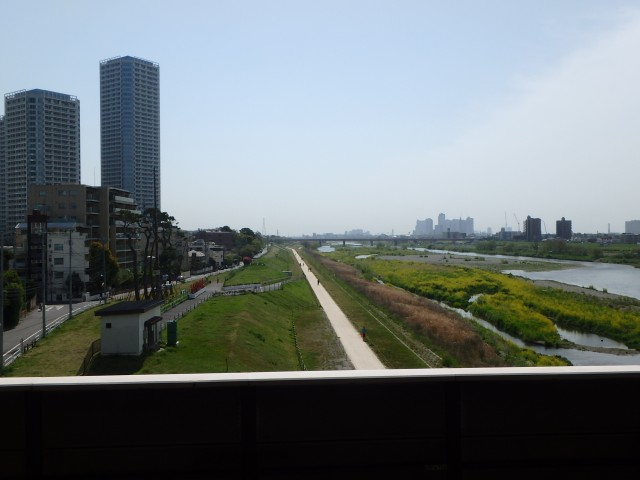 tamagawa-river-road