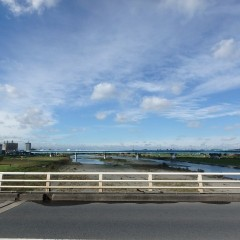 二子玉川 橋 写真