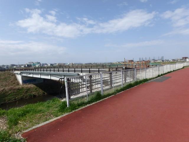 二子玉川 川沿い (1)