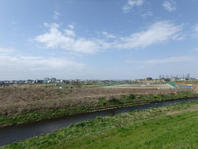 二子玉川 川沿い (4)
