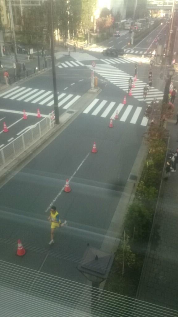 世田谷ハーフマラソン 2016 当日