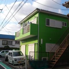 グリーン・ハウス